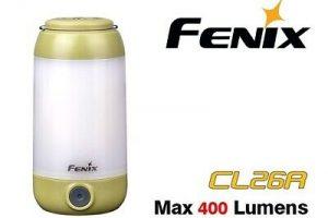 Fenix CL26R High Performance Lantern