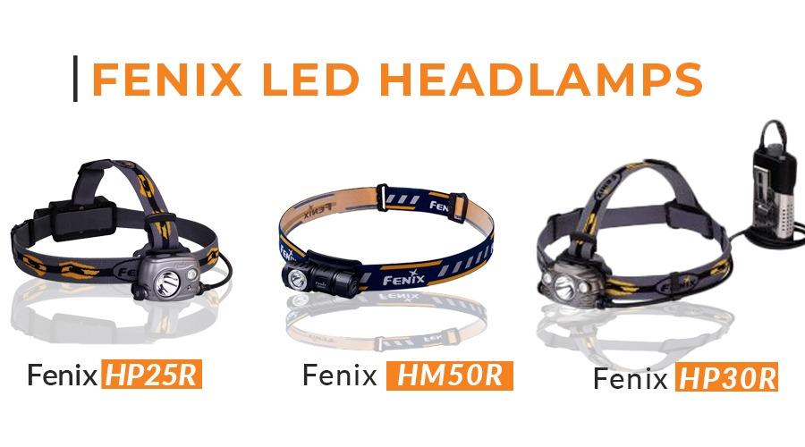 fenix led headlamps